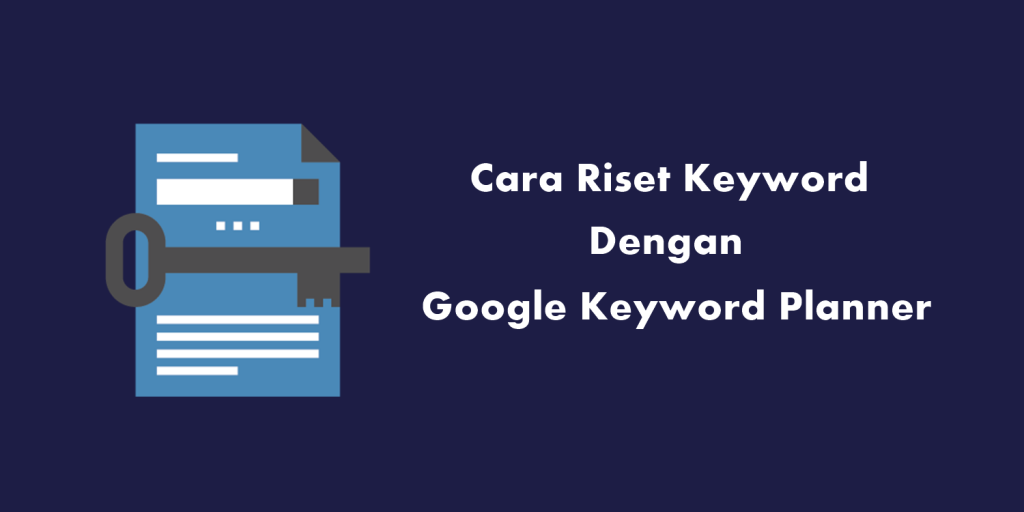 Riset Keyword (Kata Kunci)