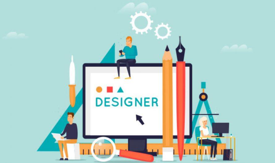 Perbedaan Dasar Graphic Designer dan Web Designer