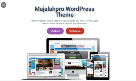 Tema WordPress Berbayar Indonesia 2021