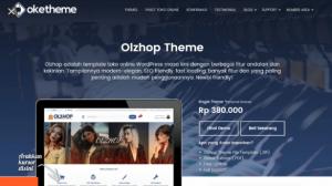 Tema WordPress Premium Indonesia Terbaik