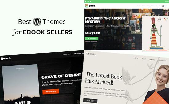 Tema Ebook WordPress 2021