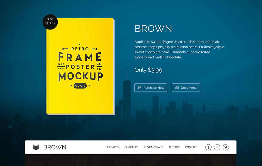 Tema Ebook WordPress Untuk Tingkatkan Penjualan Penulis Online