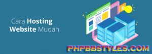 Website Hosting Serta Metode Import Database dari Localhost
