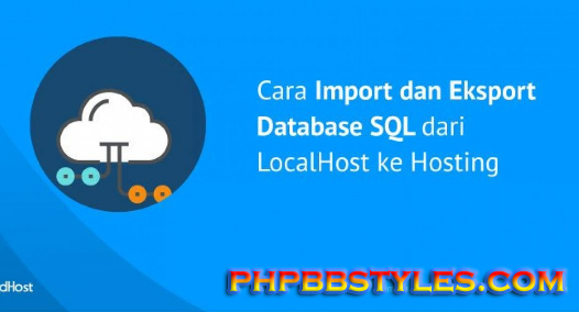 Website Hosting Serta Metode Import Database dari Localhost