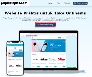 Cara Membuat Sebuah Website Toko Online Dengan Menggunakan WordPress Untuk Pemula