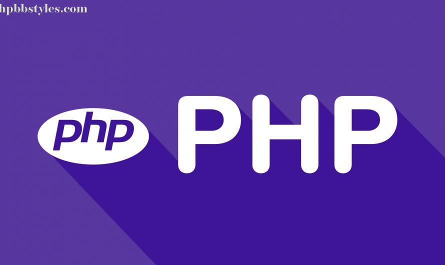 Tips Mengetahui PHP Mana Kalian Gunakan Untuk Website Pribadi