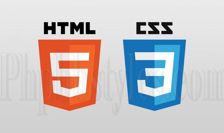Panduan Lengkap Untuk Mulai Belajar HTML dan CSS